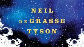 """Per colloquium ad astra, czyli """"Listy od astrofizyka"""" Neila deGrassa Tysona"""