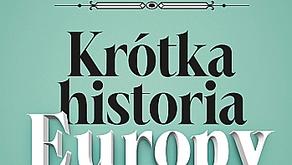 """Krótka historia Europy"" Simona Jenkinsa"