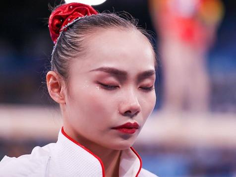 Beauty Looks From The Tokyo Olympics