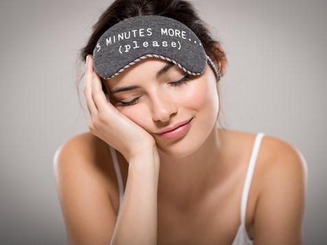8 Tips for  Restorative Sleep