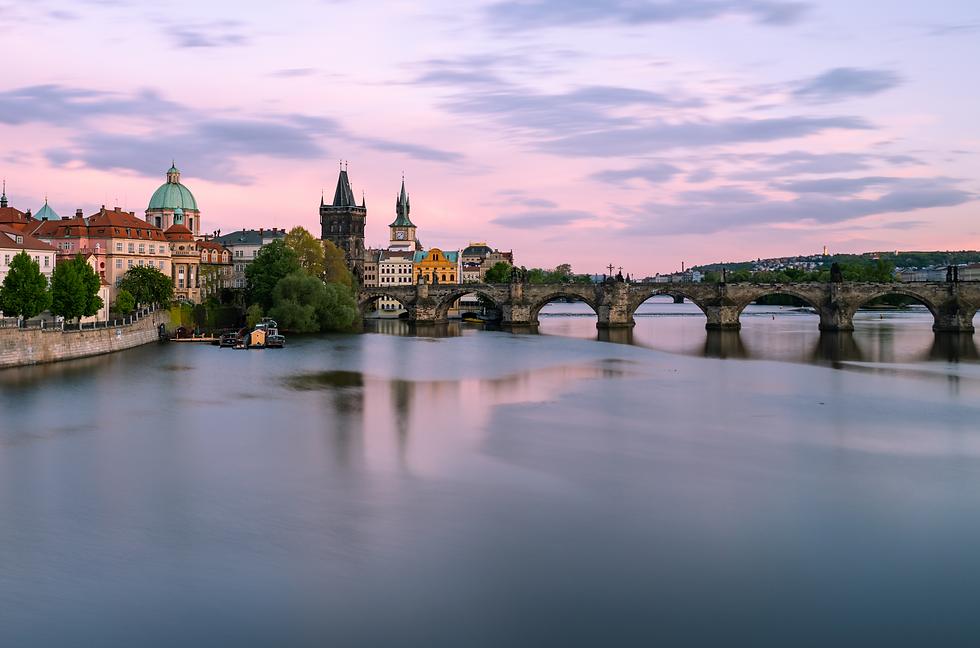 Grace Ross Photography, your Prague portrait photographer