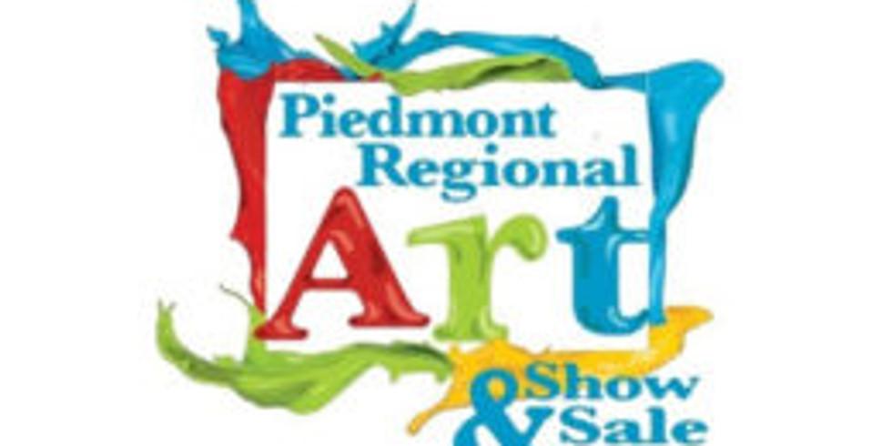Piedmont Regional Art Show and Sale