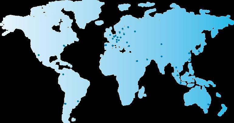 Карта дилеров Durr Dental