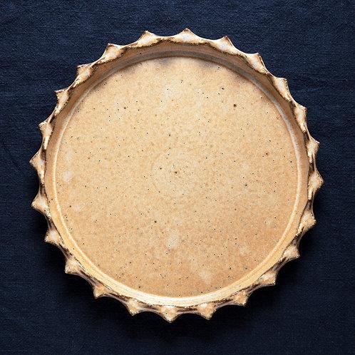 """Солнечная"" тарелка №2"