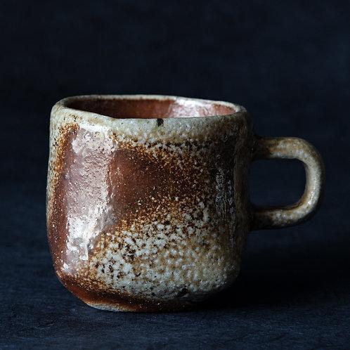 Небольшая кофейная чашка №1, дровяной обжиг