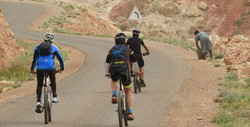 CYCLING THROUGH THE HIGH ATLAS
