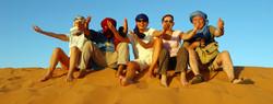 SAHARA DESERT TRIP - FROM MARRAKECH