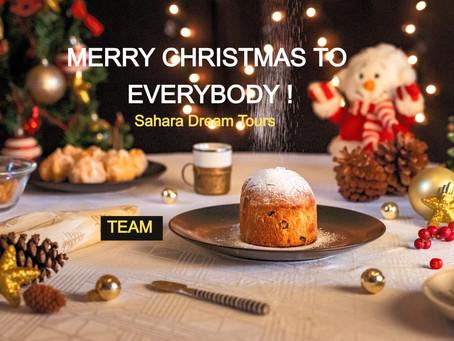 MERRY CHRISTMAS TO EVERYBODY !