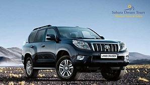 Sahara Dream Cars