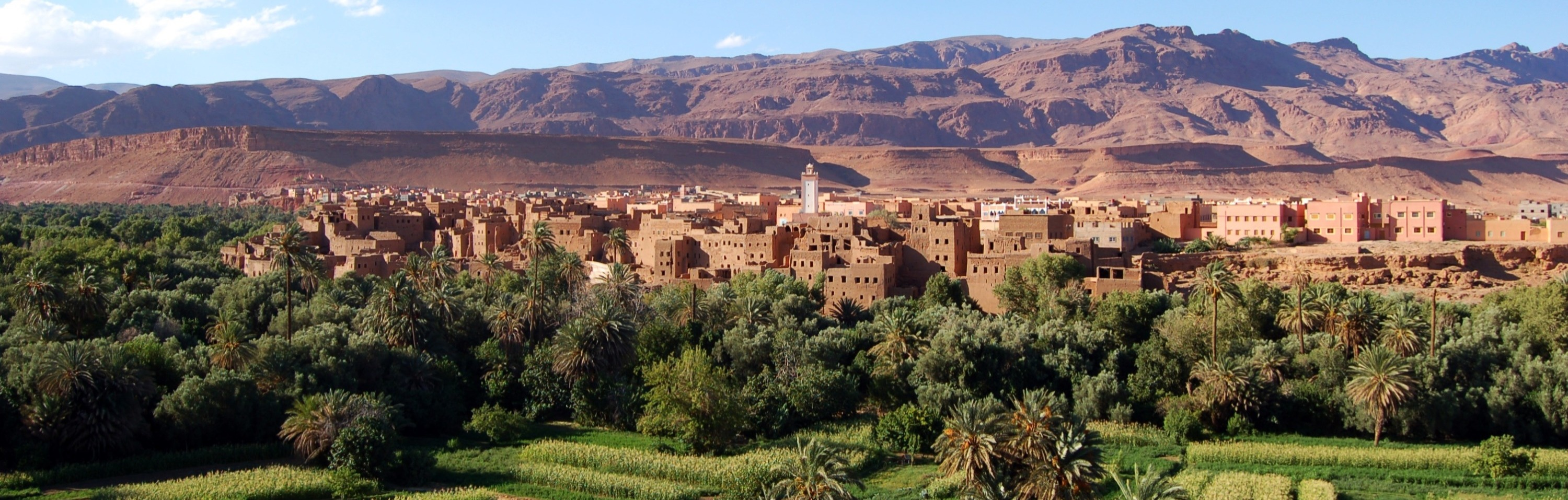 FROM DADES VALLEY TO DODGHA GORGES - DEPARTURES FROM MARRAKECH