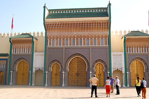 10 DAYS  / Morocco  Imperial  cities  and  Sahara  Desert