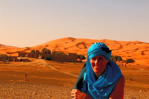 Sleeping in luxury tent in desert - Merzouga - All Included