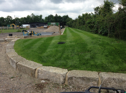 Lawn care and turfing