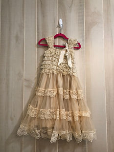 cream dress 6