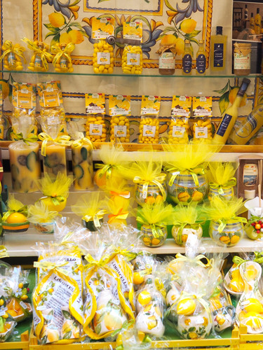 Lemon in Italy