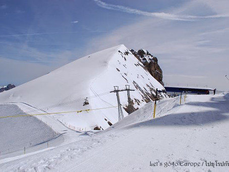 Swiss Trip - Day2 (Titlis)