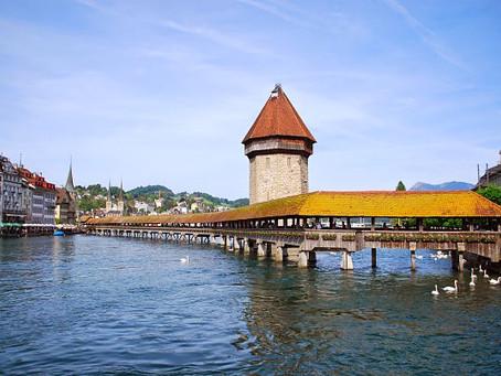 Swiss Trip - Day1 (Luzern)