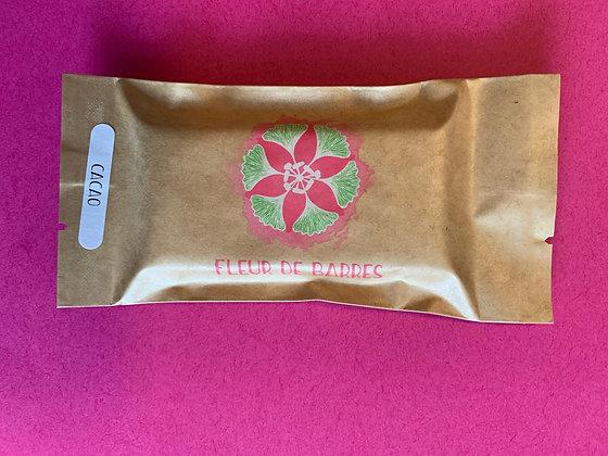Fleur De Barres Grué de Cacao et zeste d'orange