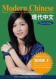 Modern Chinese, Learn Chinese in a Simple and Successful Way, Vivienne Zhang, Book 3
