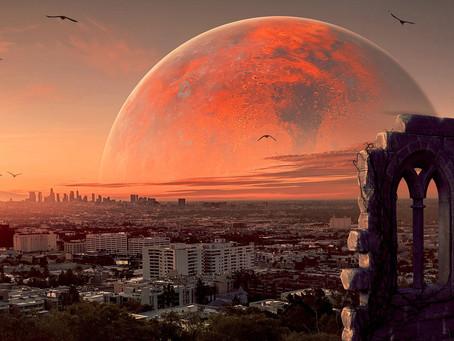 Dubai, Paris, Mars? The very near future of travel