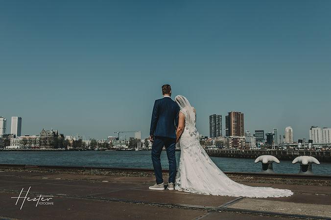Bruiloft Maassilo Rotterdam Trouwen Koet