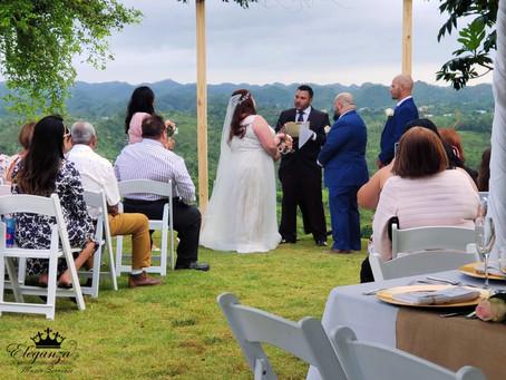 Diana Del Río's Wedding