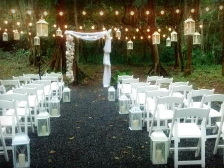 A Twilight Wedding Theme
