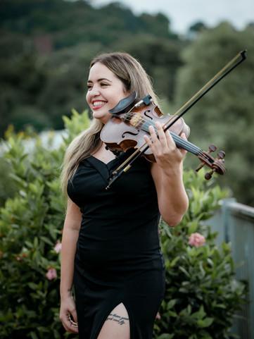 Madeline Alicea- Violinist