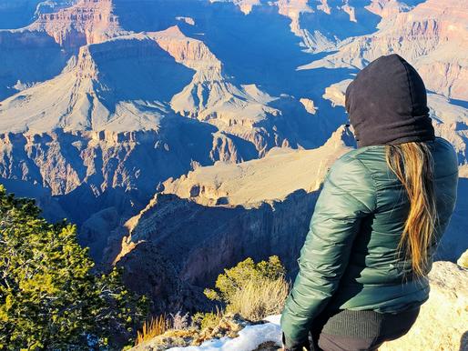 The Grand Canyon- South Rim, Arizona, USA