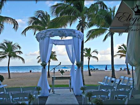 Wedding at San Juan