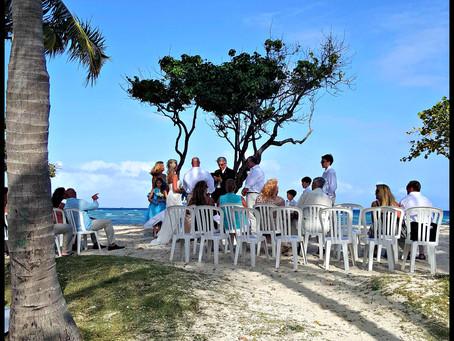 Palomino Island Wedding