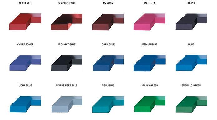 Colors Options