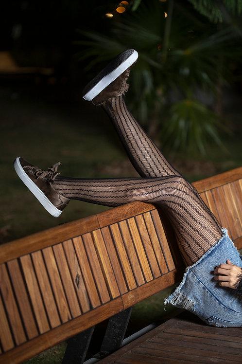 Vertical Stripes Tight