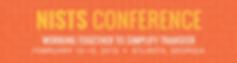 NISTS 2019 Website Header Image