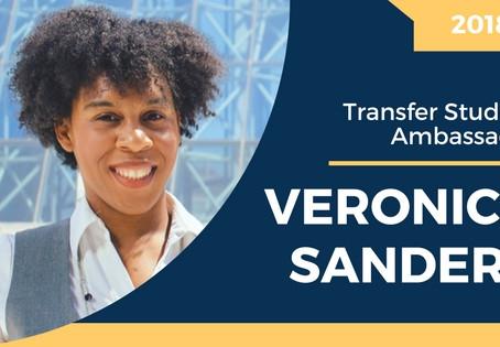 Meet Veronica Sanders