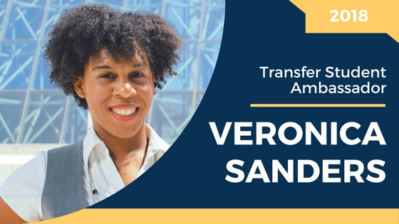 Introducing Veronica Sanders