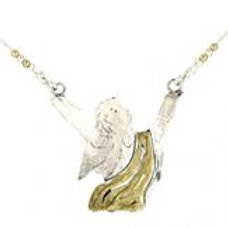 """Sterling Silver """"Joy of the Lord"""" necklace"""