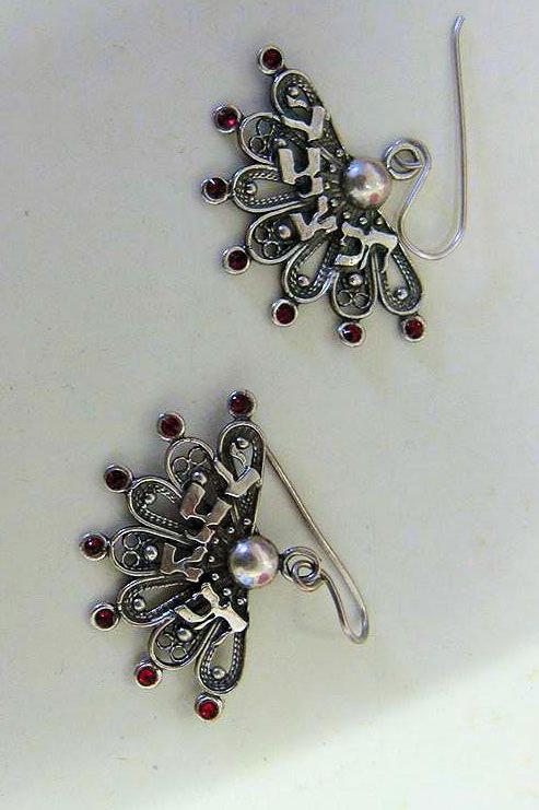 Yemenite Earrings