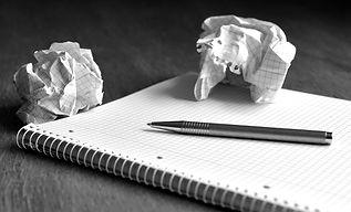 Formation devenir écrivain