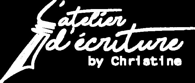 Atelier d'écriture by Christine