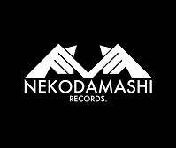 Black back - NEKODAMASHI RECORDS. Logo.j