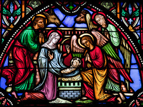 Christmas Eve Holy Eucharist, Rite II (Thursday, December 24, 2020)