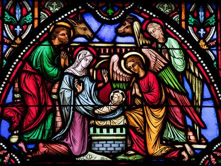 Weihnachtsoratorium in der Schlosskirche -  Heiligabend-Gottesdienste mit besonderem Programm