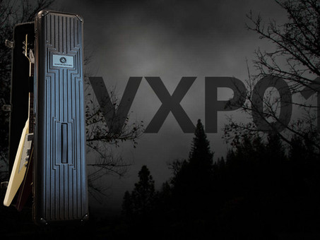 VXP01 DUAL EXTREME GUITAR CASE CROWDFUNDING LAUNCHED!