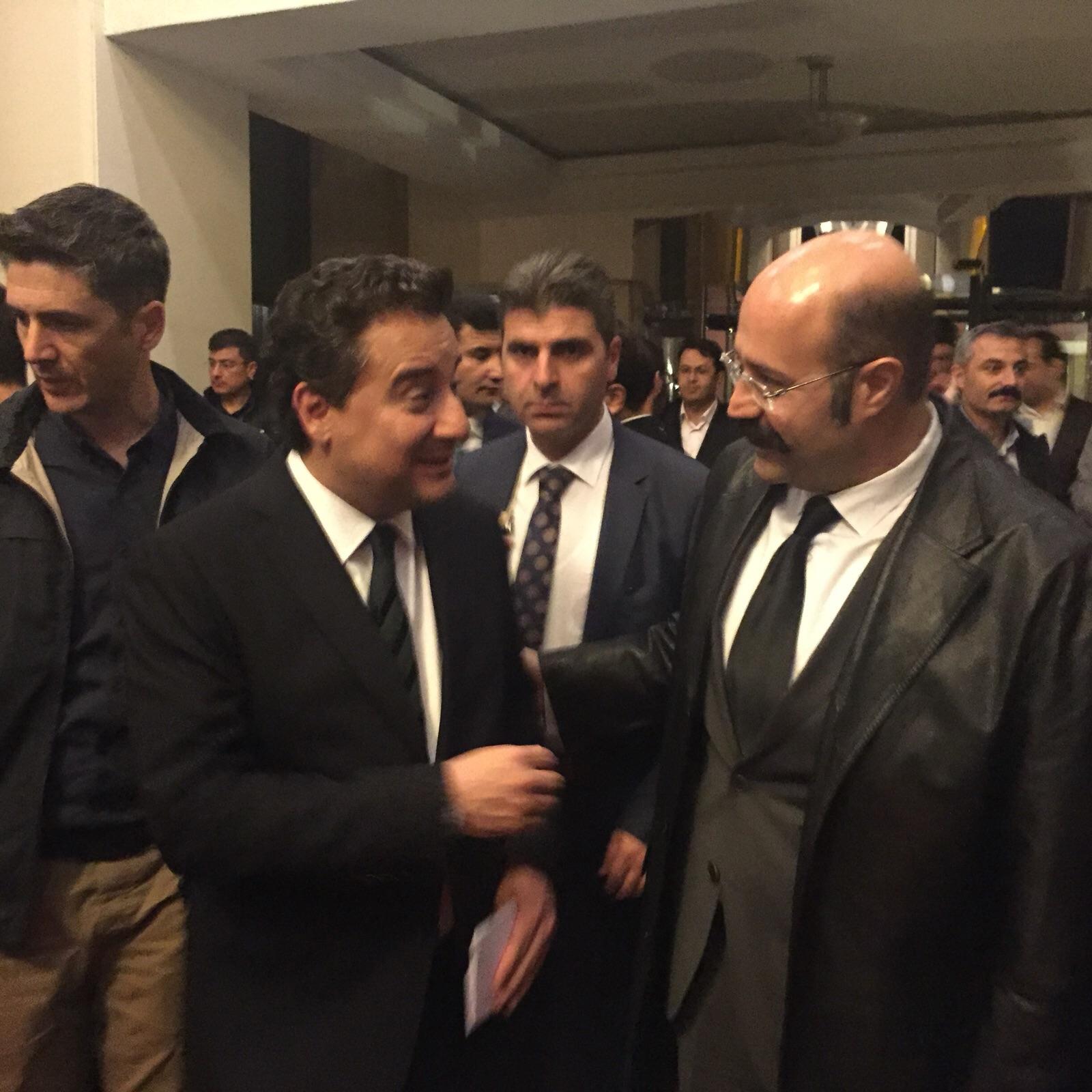 Sn. Ali Babacan ile