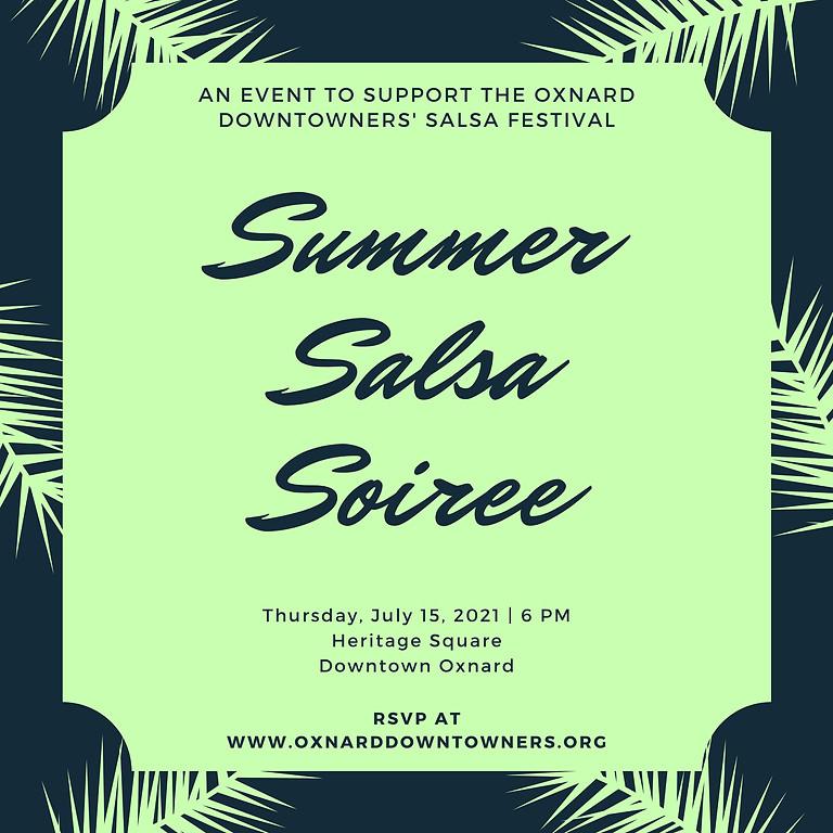 Summer Salsa Soiree