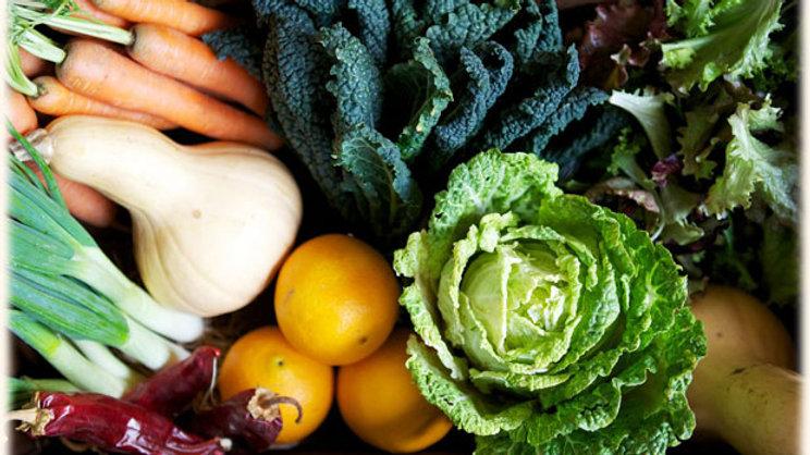 Winter Vegetable Box