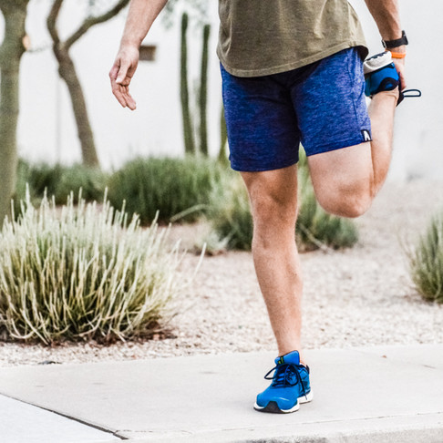 Runner's Knee: Mileage May Vary