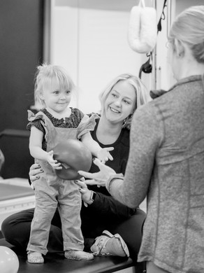 Physical Therapy and Motherhood