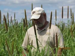 BobYoder in Field